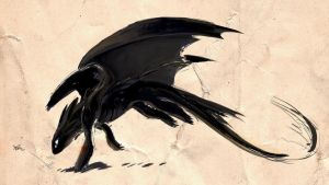 toothless by Mao718