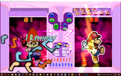 Just another screenshot of my Puyo Pop Fever Mod by Sandrag1