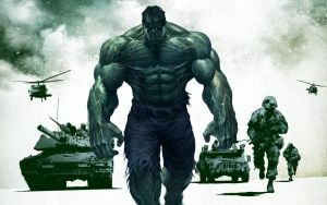 World War Hulk by The-Blade-Runner