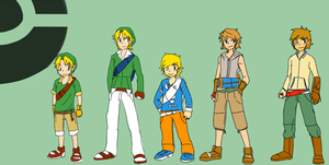 Pokemon Trainer Link(s)