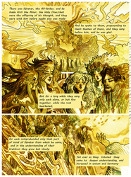 The Music of the Ainur page 1 by Daswhox
