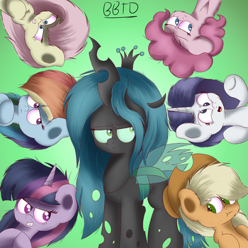 (spoilers) I'm surrounded by idiots by Bronybehindthedoor