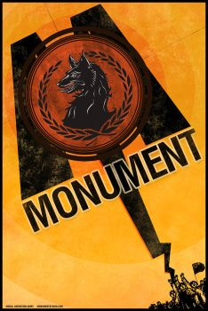 MONUMENT by vm