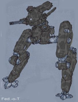 some mech by fed0t