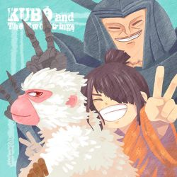 Kubo and The Two Strings by semokan