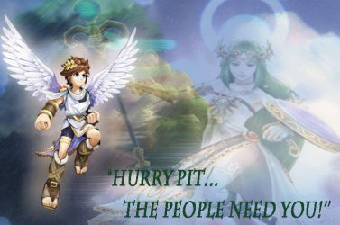 Kid Icarus ON MY 3DS By Reoyoshi8