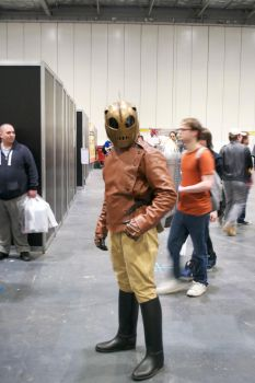 rocketeer by PUFFINSTUDIOS