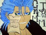 Grimmjow painted by crochetamommy