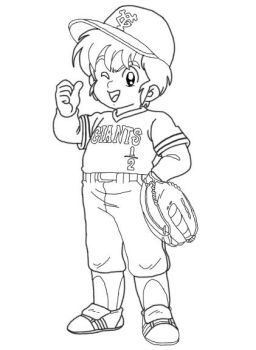 Dome Shinjo - Lineart by b3hindhaz3l3yes