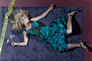 Dead Starlet by FashionPhotographer