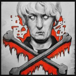 Myra Hindley by ghostgirlgotscared