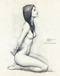 Nude conte by javieralcalde