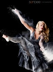 shoot with flour 10 by sendee