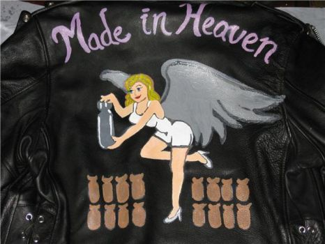 The Made In Heaven Jacket by Firestar9mm