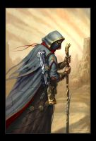 The soldier of desert by Guro