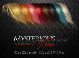 Mysterious HAIR part #3 by Trisste-stocks