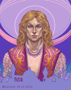 Ingwion, Prince of Valinor by Maureval