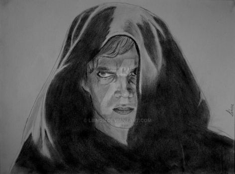 Hayden Christensen by Liiinou