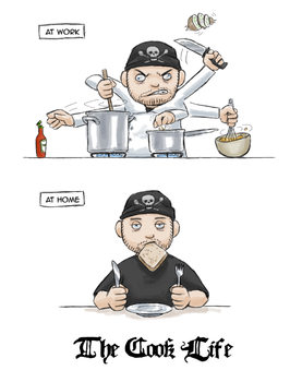 The Cook Life by Truthuhn