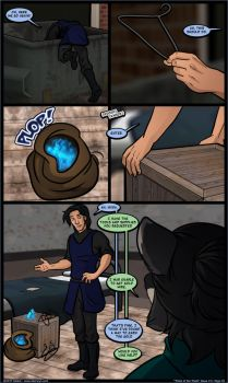 The Realm of Kaerwyn Issue 11 Page 45 by JakkalWolf