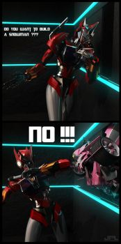 Do You want to build a Snowman Elita ??? by JPL-Animation