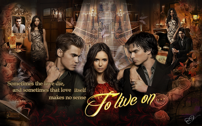 The Vampire Diaries by Ketrin3