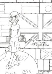 aph: Draw it again, Wales! (W.I.P.) by LoveEmerald