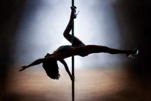 pole Art - Flatline Scorpio by h-e-photography