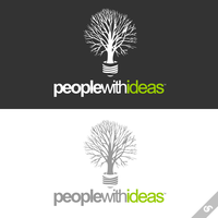 peoplewithIDEAS Logo by dFEVER