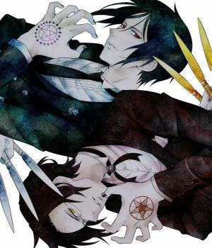 Black Butler FanFic: Black and White Ch  39 by