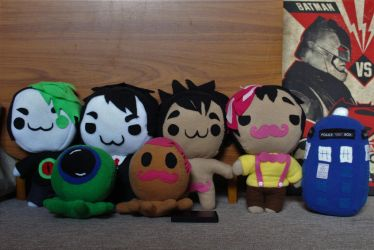 My Collection Of Squishies by KathrynPattison