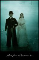 Ghosts from the Victorian Age by Demyan
