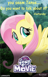 Fluttershy Poster by EJLightning007arts