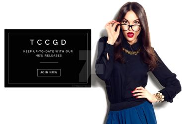 TCCGD KEEEP UP TO DATE WITH OUR NEW RELEASES V1 by TysonIsTyson
