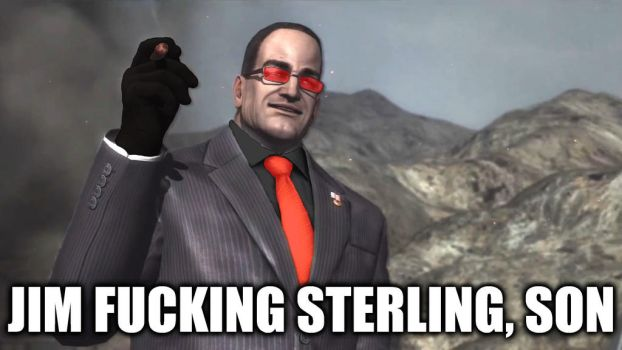 Jim Effin' Sterling, Son by The4thSnake