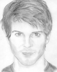 David Giuntoli as Nick Burkhardt - Grimm by Shayca