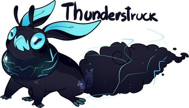 Symphonies advent: Thunderstuck FREE RAFFLE CLOSED by Lighterium