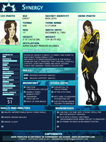 SGPA  Synergy Profile by LegibleGrub
