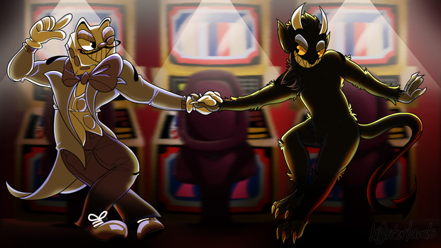 Dancin' with the Devil by b0rderIands