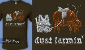 Dust Farmin' by InfinityWave
