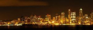 seattle panorama from aki by crazytmac