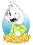 Asriel by SilviShinyStar