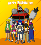 JK's Halloween 2015 by fretless94