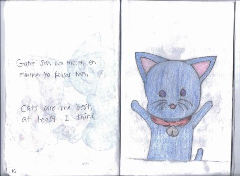 Gatos page 16 by VeronicaPrower