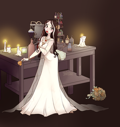 The Bride by Skirtzzz