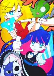 Panty and Stocking by Vaxelle