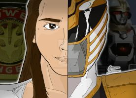 Power Rangers Duality - Tommy Oliver (Tigerzord) by OptimumBuster