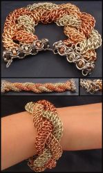 Braided GSG Bracelet by WaistedSpace