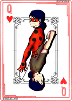 Queen of Hearts - MLB by AngelBellator