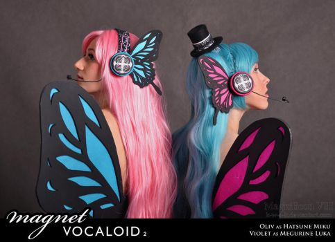Vocaloid - Magnet Wings by HelloKot